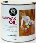 Fiddes Hard Wax Oil - Clear Satin 2.5 Litre